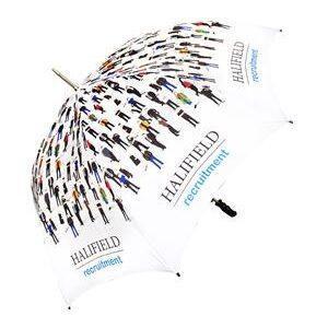 Branded Automatic Golf Umbrella