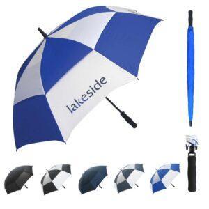 Branded AutoVent Umbrella