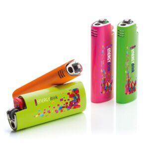 Branded BIC® Neon Lighters