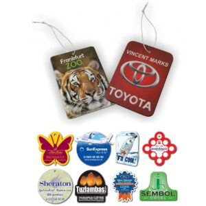 Branded Bespoke Air Fresheners