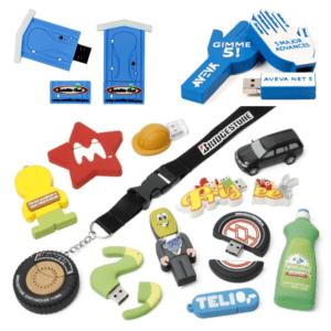 Branded Bespoke Memory Sticks