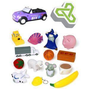 Personalised Bespoke Stress Items