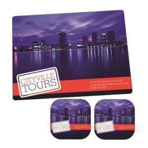 Branded Brite-Mat Presentation Pack ®
