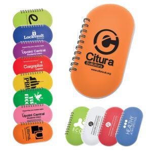 Branded Capsule Pads