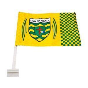 Branded Car Flags