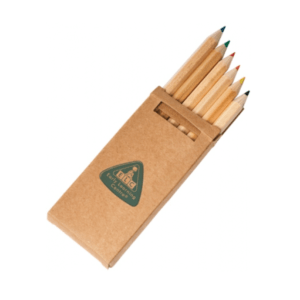 Branded Colouring Pencil Set