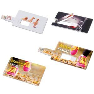 Branded Credit Card USB Memory Stick