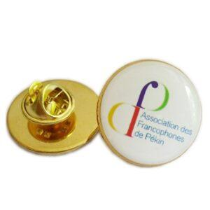 Personalised Domed Lapel Badges