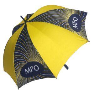 Branded Fibrestorm Golfing Umbrella