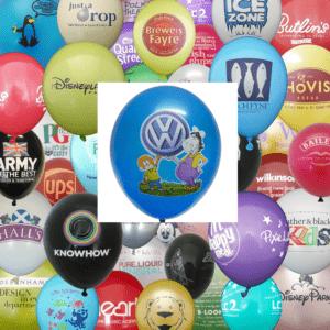 Branded Digital Balloons