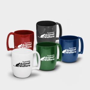 Branded Kafo Non-Chip Mugs