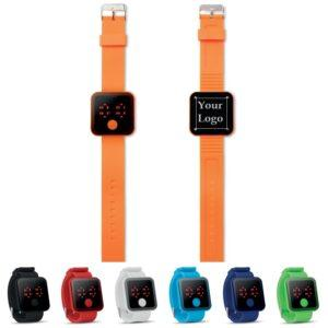 Branded LED Watch