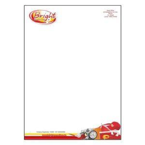 Personalised Letterheads