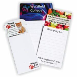 Branded MagNote ™ Notepads