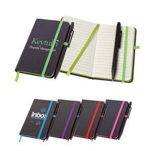 Branded Noir Edge Notebook