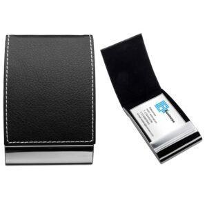Branded PU Business Card Holder