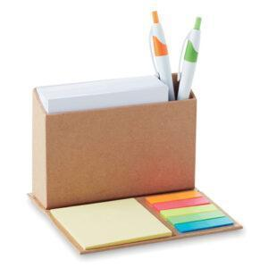 Branded Pad & Sticky Note Holder