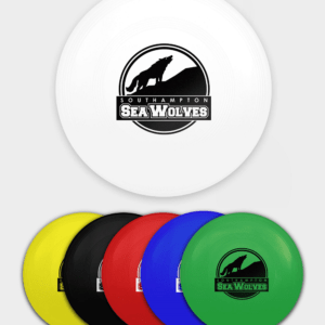 Branded Recycled Plastic Frisbees
