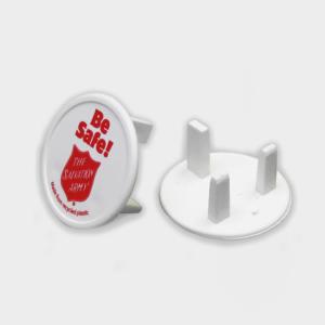 Branded Plug Socket Cover