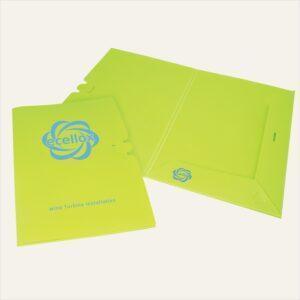 Branded Presentation A4 Folder