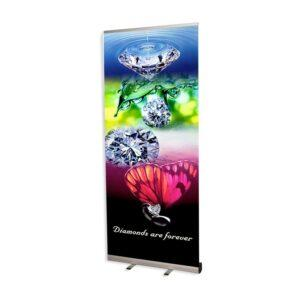 Personalised Pull Up Roller Banner