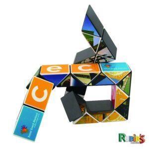Branded Rubiks Snake