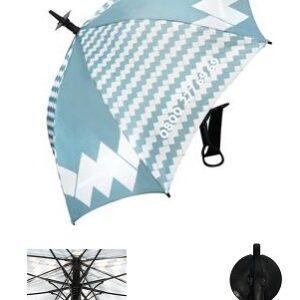 Branded Seat Stick Umbrella