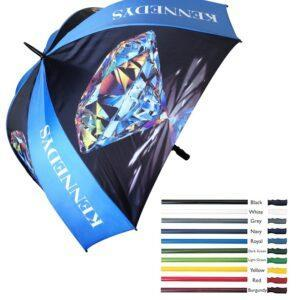 Branded Spectrum Sport Square Umbrellas