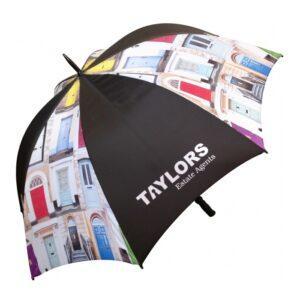 Branded Spectrum Sport Golfing Umbrella