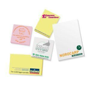 Branded Sticky-Mate Notes