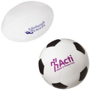 Branded Stress Sports Toys