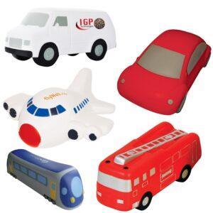 Branded Stress Transport Toys