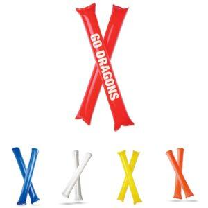 Branded Supporter Sticks