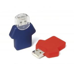 Branded T-shirt USB Flash Drive