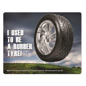 Branded Tyre Brite-Mat ®