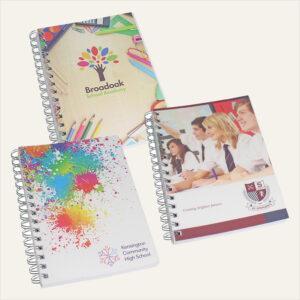 Branded Wiro-Smart Academic Planner & Notebook