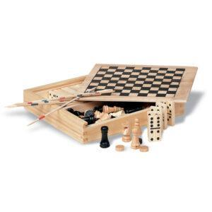 Branded Wooden Games