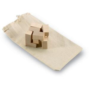 Branded Wooden Puzzle