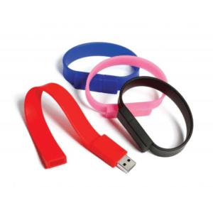 Branded Wristband USB Flash Drive