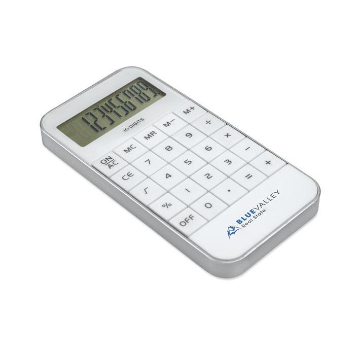 Branded Zack Calculator