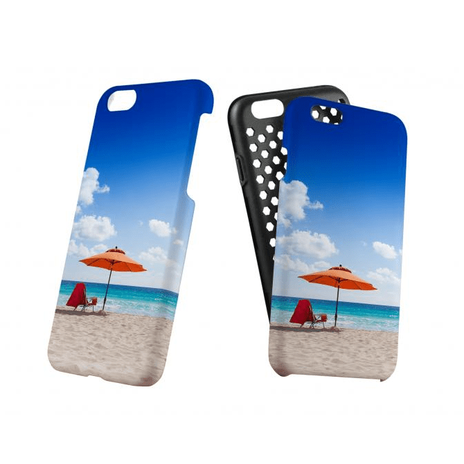 Branded iPhone ColourWrap Case