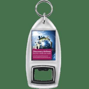 Bottle Opener Keyrings