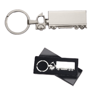 Shaped Keyrings